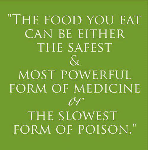 nourriture-médecine-poison