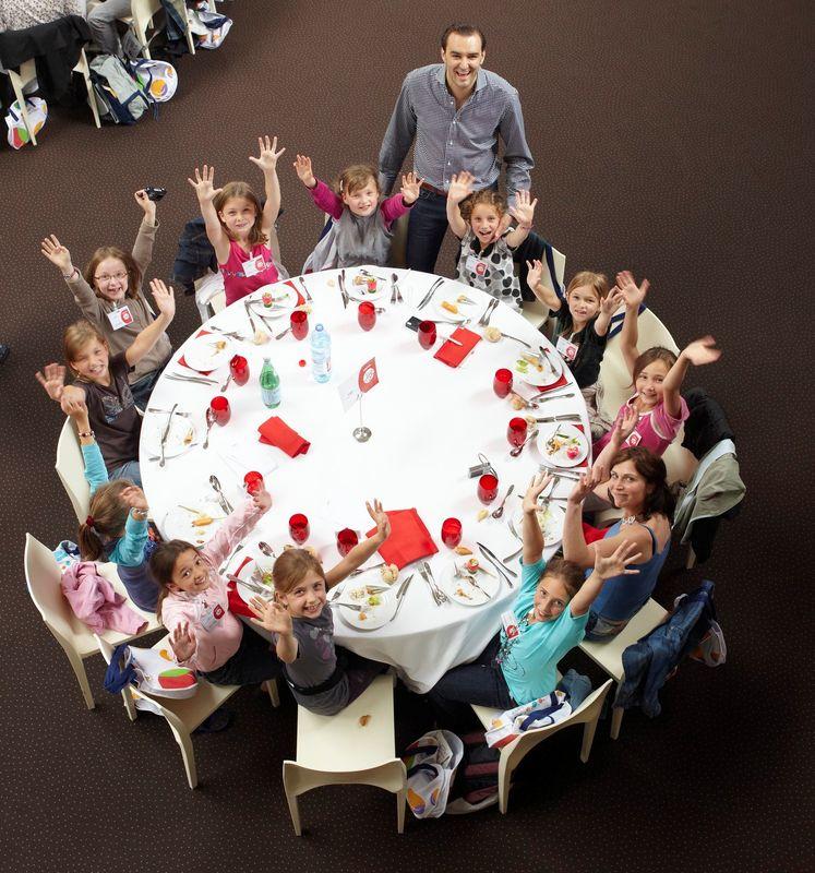 enfants-a-table
