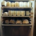 Yaourts dont les pots sont consignés, beurre