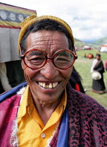 Moine-tibetin