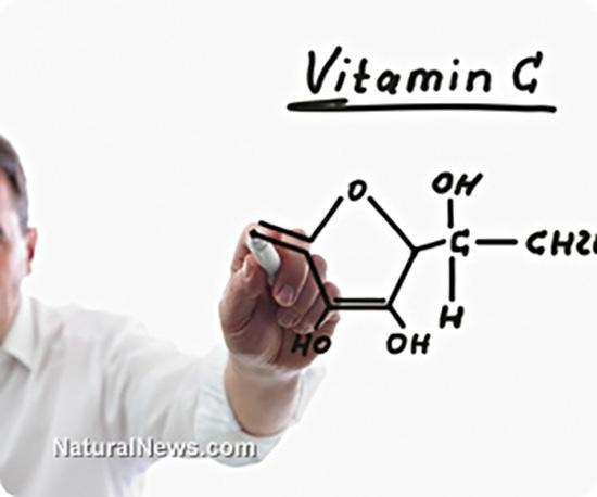 Vitamine-C-formule