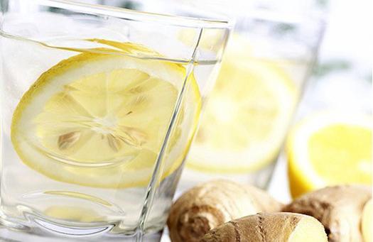 Limonade-de-gingembre
