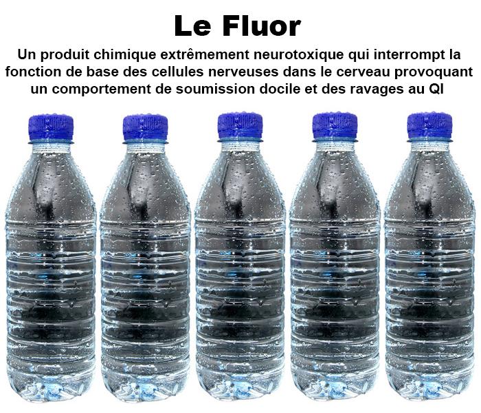 Effondrement total de l'intelligence des Français !!! - FLUOR - Covid 19 - Eau1