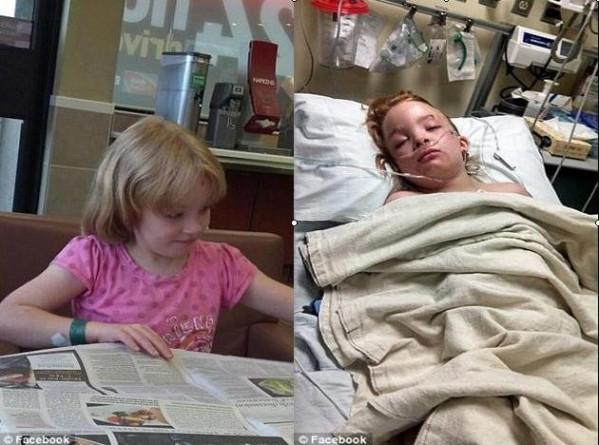 Le calvaire d 39 une petite fille apr s le vaccin contre la for Pas de chambre 13 hopital