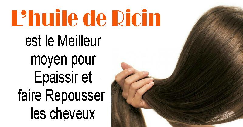 cheveux-huile-de-ricin