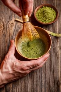 aliments qui débouchent naturellement les artères Matcha-tea-200x300