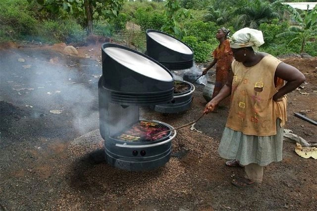 barbecue-solaire