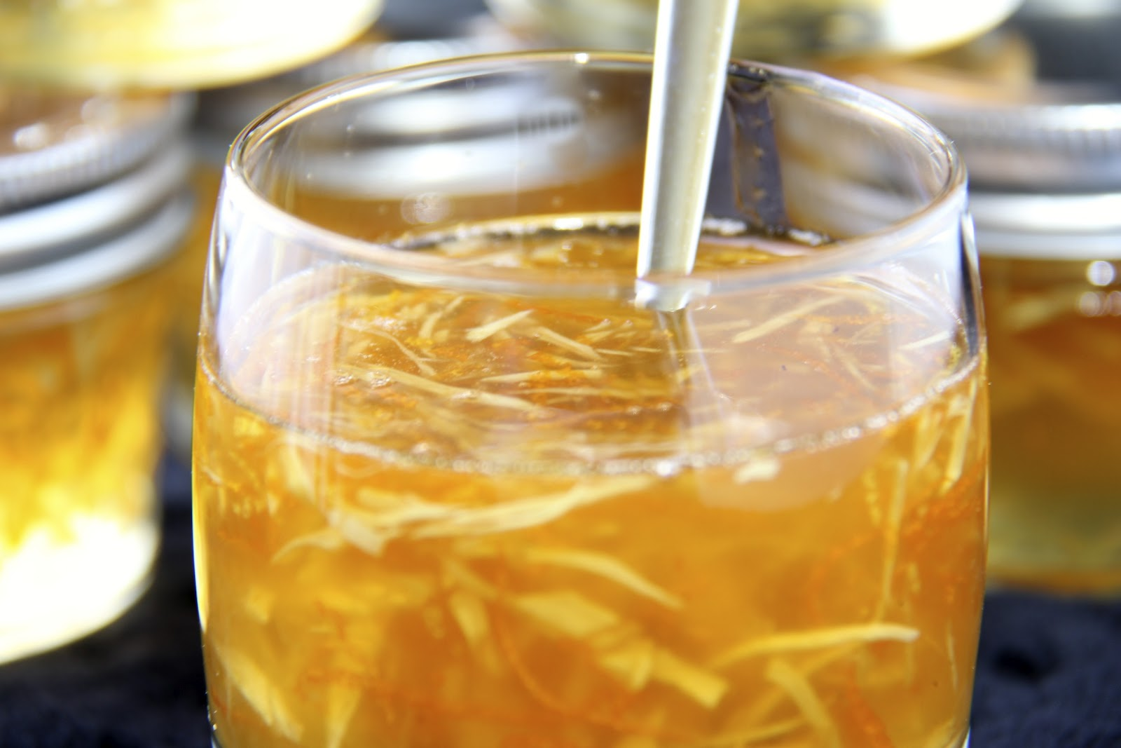 miel habba sawda gingembre