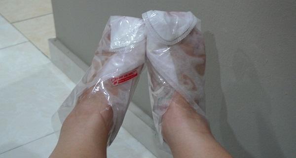 comment avoir les pieds doux et soyeux avec ce traitement naturel au bicarbonate de soude. Black Bedroom Furniture Sets. Home Design Ideas
