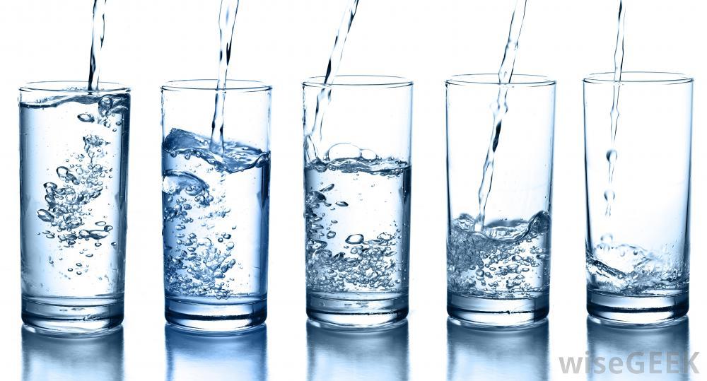 verres-eau