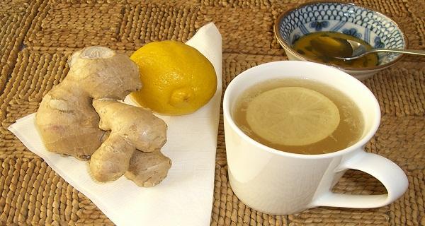 stoppez la migraine instantan ment avec le gingembre et le citron sant nutrition. Black Bedroom Furniture Sets. Home Design Ideas