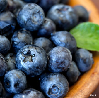 blueberries-nutrition