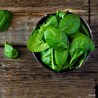 spinach-nutrition
