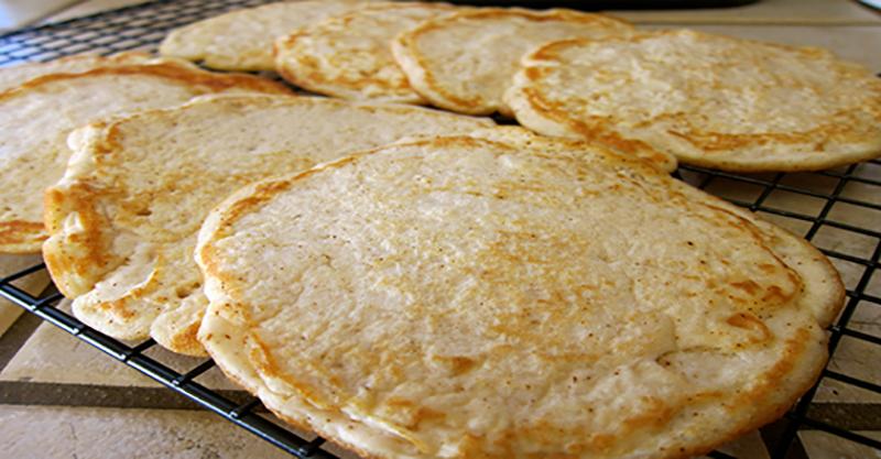 Pain plat sans gluten base de farine de coco sant nutrition - Recettes rapides 10 a 15 minutes maxi ...