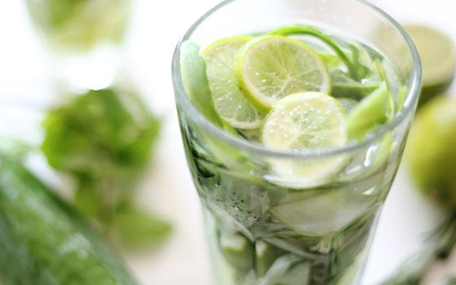 cucumberandbasilwater