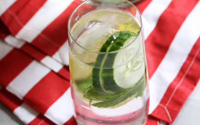 cucumberlemonmintwater