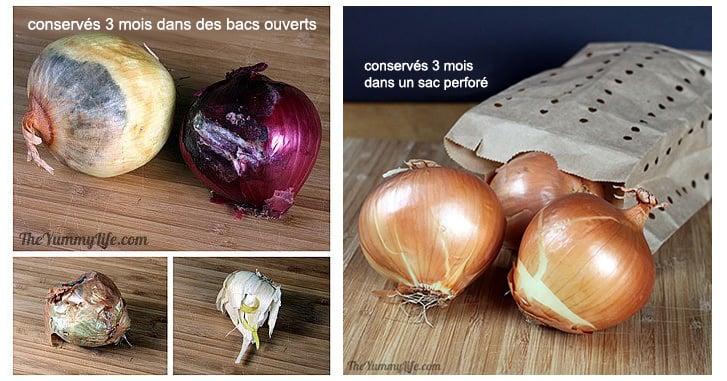 Potager permaculture archives page 6 sur 21 sant - Comment conserver les oignons ...