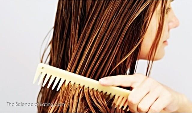 10 moyens naturels de donner du volume à vos cheveux - Santé Nutrition eb76d84f62de