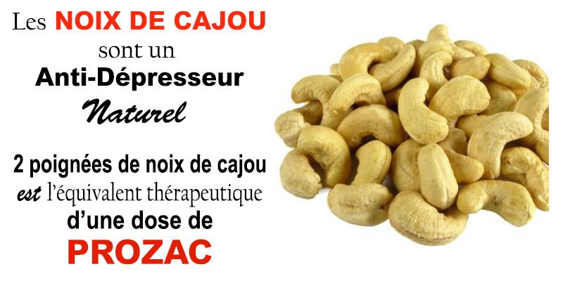 Noix De Cajou Antidepresseur Naturel Sant 233 Nutrition