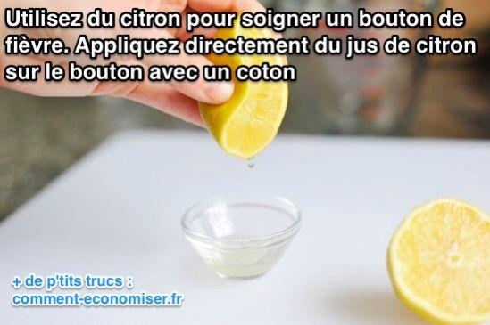 jus-citron-soigner-bouton-fievre