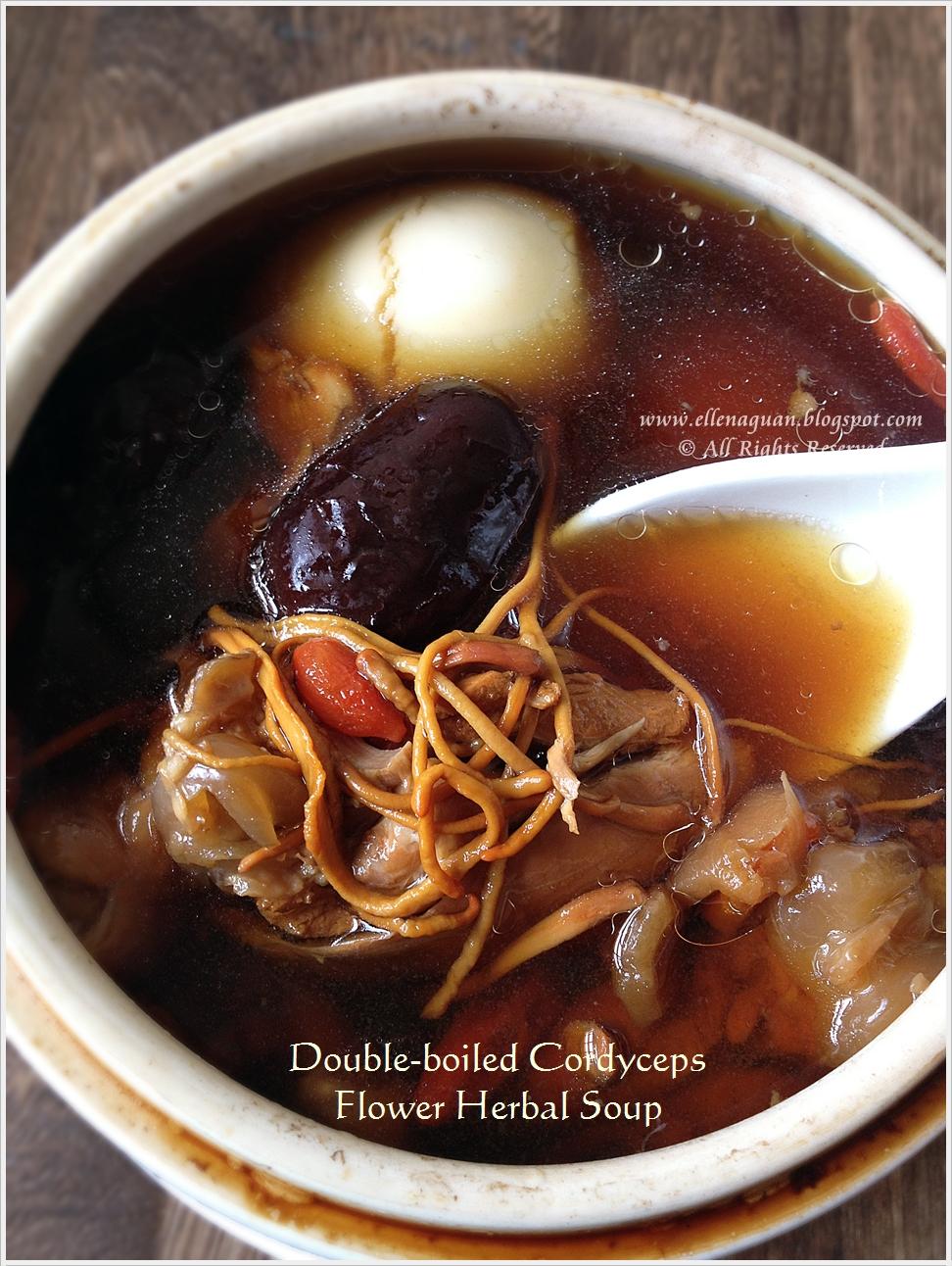 Cordyceps-Soup