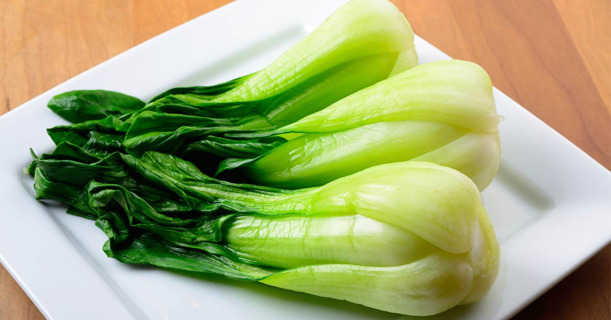 Quels sont les bienfaits du bok choy sant nutrition - Cuisson pak choi ...