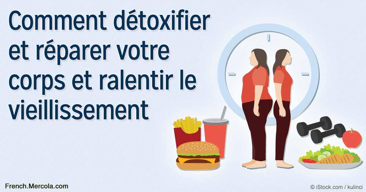 detoxiquer le corps
