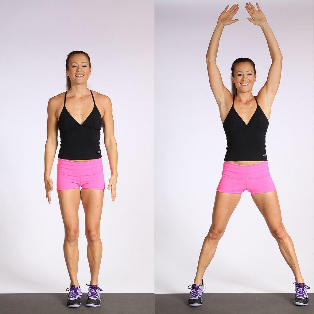 jumping-jacks - Santé Nutrition