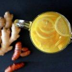 L'infusion citron gingembre curcuma, un élixir médicinal pour le bien-être