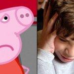 Les psychologues lancent un avertissement : Ne laissez pas vos enfants regarder PEPPA PIG