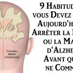 Les 9 principaux changements de style de vie pour prévenir la maladie d'Alzheimer et la démence