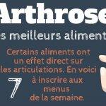 Les 7 meilleurs aliments pour traiter l'arthrose et soulager les articulations